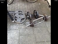 Weights plates 100kg