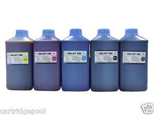 5 Liters refill ink for Canon PFI-102 iPF500 iPF510 iPF600 iPF605 iPF610 1mk