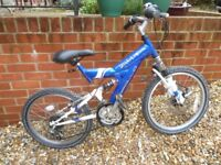 Mountain Bike - Apollo Demolition, suitable 6 - 10 years