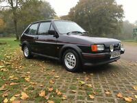 1989 FORD FIESTA XR2 BLACK .. CLASSIC .. COSWORTH .. RS .. TURBO .. P/X WELCOME
