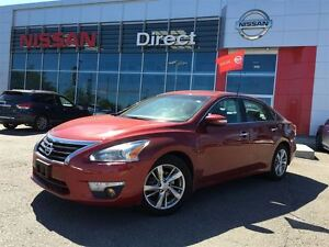 2013 Nissan Altima 2.5 SL LEATHER IN VERY GOOD CONDITION