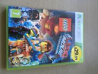 Lego movie Xbox 360 game
