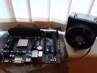 AMD Processor, Motherboard & RAM Bundle