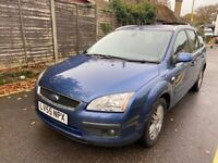 Ford, FOCUS, Estate, 2005, Manual, 1596 (cc), 5 doors