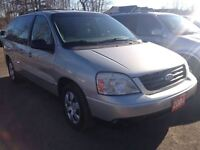 2004 Ford Freestar Sport / CAPTAINS / LOADED / CLEAN