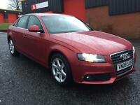 AUDI A4 SE TDI 2008 XENONS HEATED LEATHER DRIVE AWAY TODAY