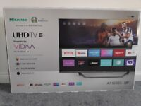 """Hisense 55"""" UHD TV (Brand New & Unopened)"""