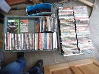 100 DVDS BARGAIN £15 THE LOT