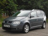 Volkswagen Touran 2.0 TDI PD Sport 5dr (7 Seats) £500 p/x to clear