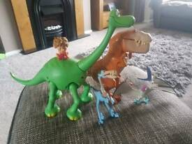The good dinosaur bundle