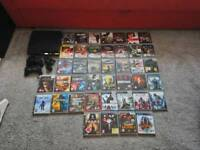 Ps3 360g with 40 games