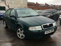 Skoda Octavia 2.0 AUTOMATIC + FULL SERVICE HISTORY + MOT TILL AUG 2017 + DRIVES SUPERB