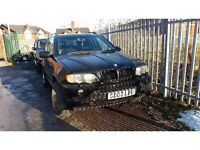 BMW X5 4.6 is 5dr 12 MONTHS MOT + TV +SAT NAV