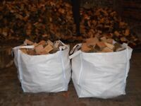 Well Seasoned Fire wood Logs – clean dry & ready to burn – ideal for open fire or wood burning stove