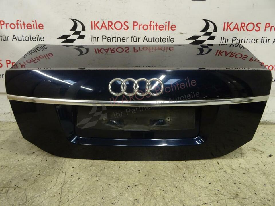 Audi A6 4F C6 Limousine Heckklappe Heckkdeckel Farbe LZ5D in Bruchsal