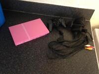 PlayStation 2 slimline - pink