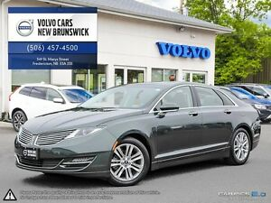 2016 Lincoln MKZ RESERVE! REDUCED! LEATHER! NAV! ONLY 1700KM!