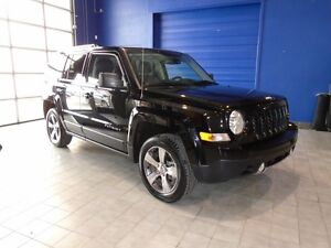 2016 Jeep Patriot HIGH ALTITUDE 4X4 W/ SUNROOF, LEATHER