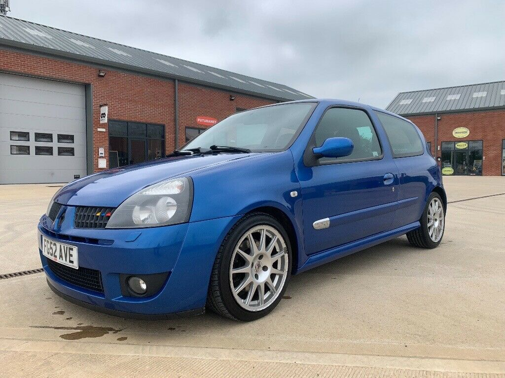 2002 Renault Clio 172 Cup - Great car - Low mileage - Cat Cams -  Supersprint exhaust | in Banbury, Oxfordshire | Gumtree