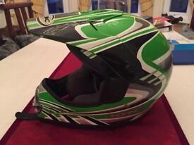 Kawasaki MX motocross clothing