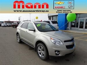 2014 Chevrolet Equinox LT - PST paid, Remote start, Rear view ca