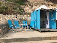 Beach Hut Rental - Southbourne - Newly Refurbished