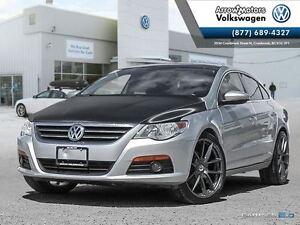 2011 Volkswagen CC Sportline