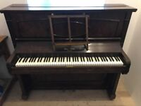 Fantastic Condition Upright Markson Piano