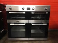 Leisure CS100D510X Cuisinemaster 100cm Induction Range electric Cooker in Stainless Steel !!!