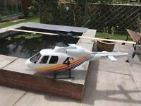 Century Twinstar 30 Scale model helicopter.