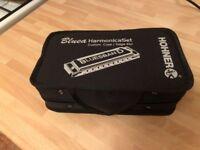 Hohner Blues Harmonica Full Set A - G (Brand new)