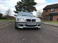 For sale my bmw e46 330d sport. 204hp. Full service history