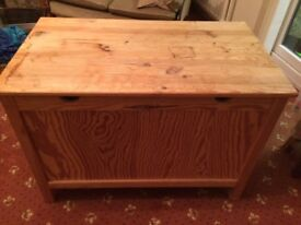 Storage box in need of upcycling