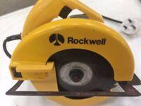 Circular saw by Rockwell