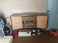 McMicheal stereo record player