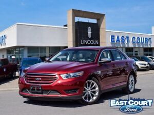 2017 Ford Taurus Limited, $95/wk, sun roof, NAV, backup cam