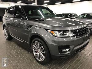 2014 Land Rover Range Rover Sport V8 SC Autobiography