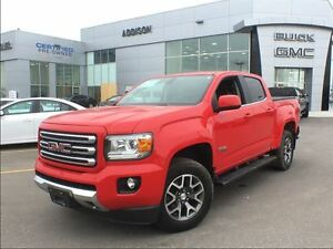 2015 GMC Canyon SLE One owner, accident free