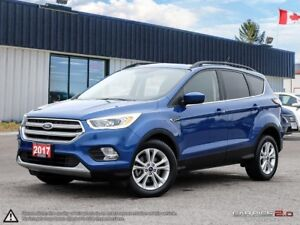 2017 Ford Escape SE,AWD,PANO ROOF,REARVIEW CAM,HEATED SEATS