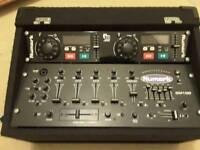 DJ CD Decks & Mixer