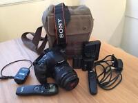 Sony A58 Digital SLR. 20 Megapixel