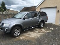 2015 Mitsubishi L200 Barbarian NO VAT Low Miles