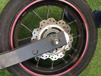 Honda Cbr 500r parts available