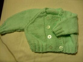 Hand-knitted Baby Clothes