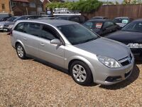 Vauxhall Vectra 1.9 CDTi 16v Design Estate 5dr