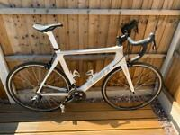 Planet X N2a carbon road road bike 58cm 11 speed Sram PX WELCOME