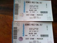 Guinness Pro12 Final 2017 Tickets