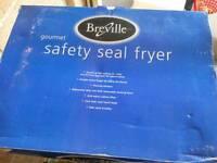 SOLD Breville fryer