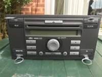 Ford car CD player