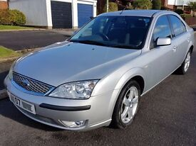 Ford Mondeo 2.0 TDCi SIV Titanium 5dr. Full Service History. MOT until February 2018